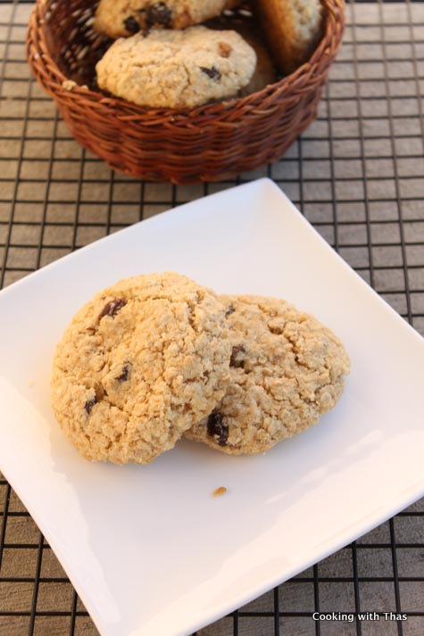 oats cookie