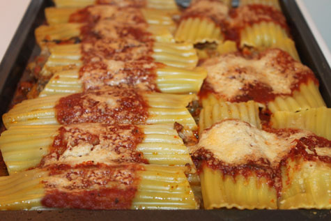 Stuffed Ground Beef Manicotti Recipe Cooking With Thas Healthy Recipes Instant Pot Videos