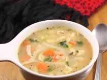 Herb Chicken soup