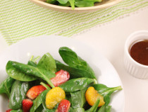 Spinach-Fruit Salad