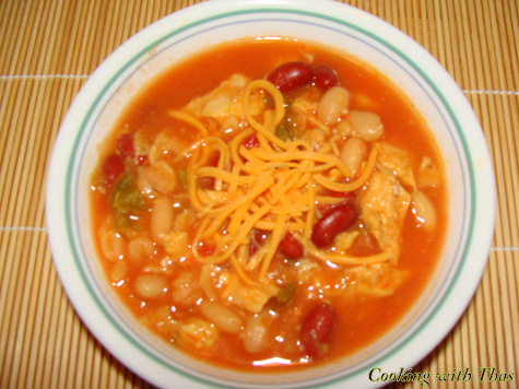 chili soup