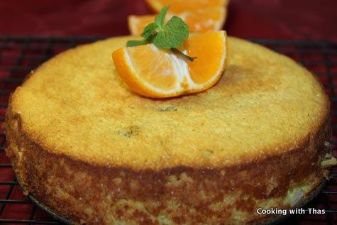 clementine-cake