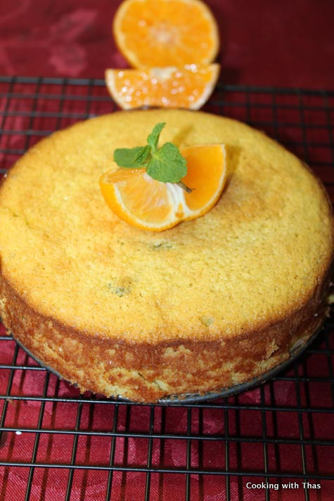 clementine-mint-cake