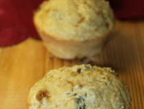 couscous-dates muffin