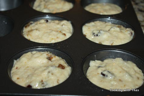 Couscous Dates Muffin Cooking With Thas Healthy