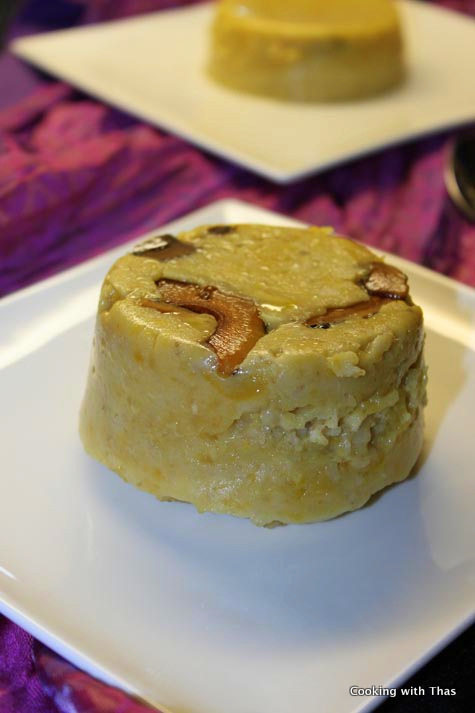 jackfruit-oats pudding