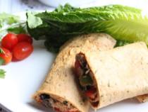 tuna tortilla roll up