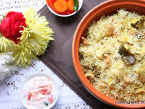 Chicken Biryani-express
