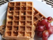 Nutella-waffles