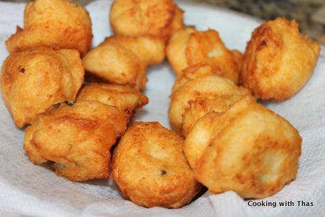 vada or lentil fritters
