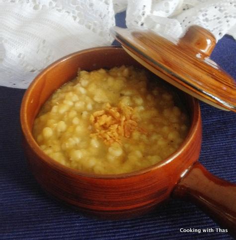 squash barley soup-001