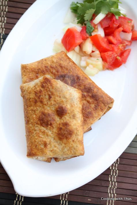 recipe: how to fold a chimichanga [15]