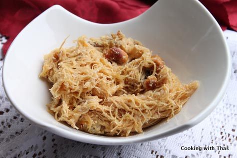 sweet-vermicelli