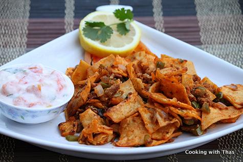kothu-chapati recipe