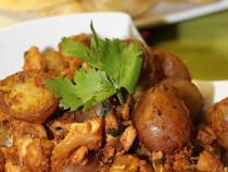 Chicken-Potato Roast