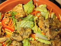 Thai-chicken salad