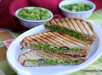 peas-pesto sandwich