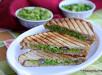 peas-pesto sandwich