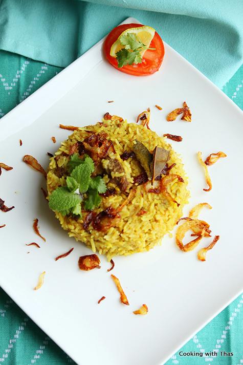 Easy Beef Biryani Recipe