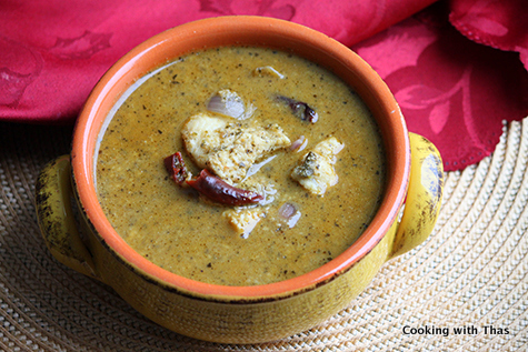 curry leaf-fish curry