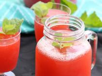 Strawberry-Mocktail