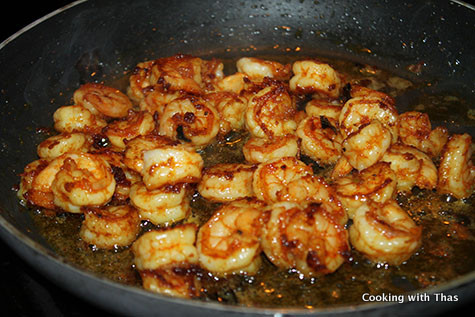frying-shrimp