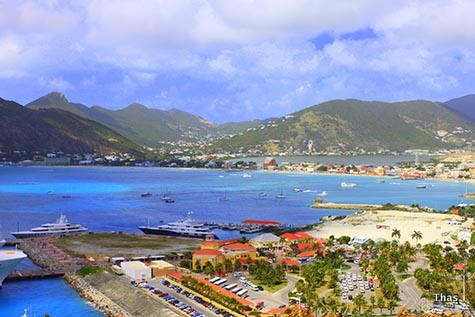 beautiful st martin