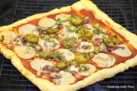ouff pastry-pizza