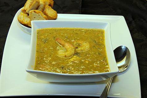 Chicken-Mung-bean-soup