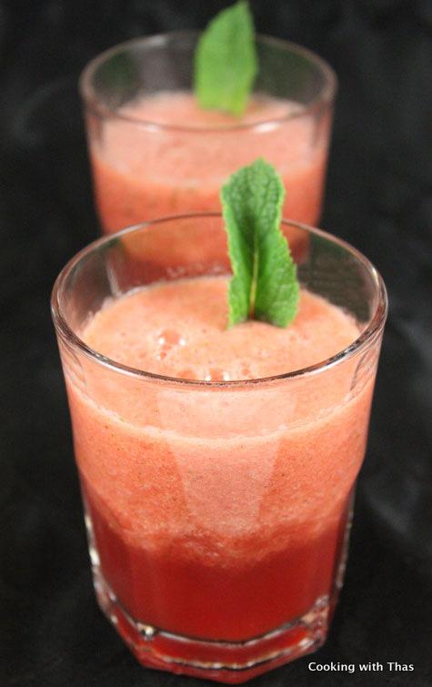 mint-watermelon-drink