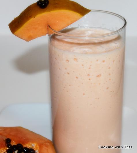 pappaya-milkshake