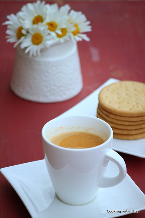 Cardamom Milk Tea