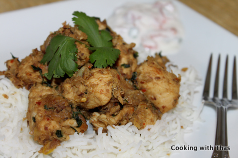 browned-almond-chicken-on-a-bed-of-basmati-rice