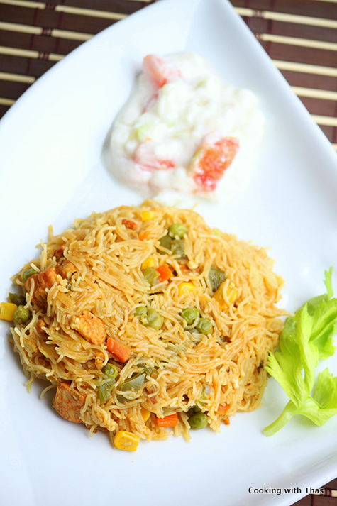 chicken-vermicelli-recipe