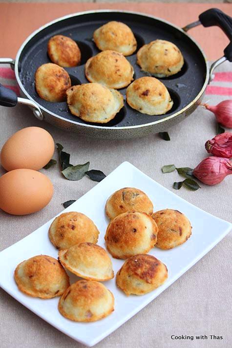 Mutta-Surka Kerala snack