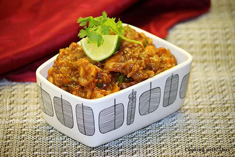 Chicken Hakka Style