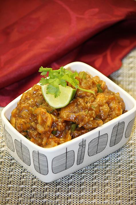 Hakka Chicken