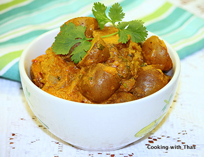 Potato Masala