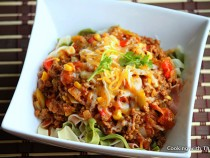 Ground beef Stew- Instant Pot Recipes