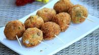 Fried-Tuna balls