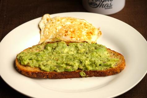 Healthy And Easy Avocado Toast Healthy Breakfast Recipe