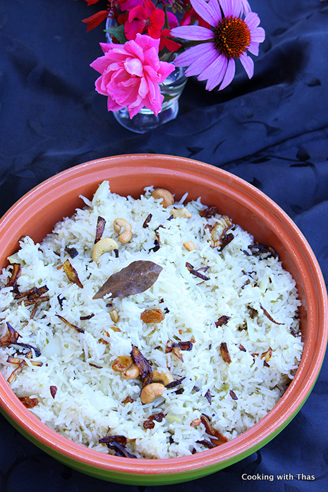 ghee-rice-kerala-style
