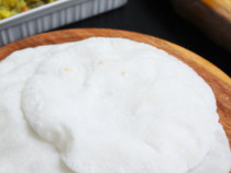 Pathiri- Rice roti, Malabar Speciality