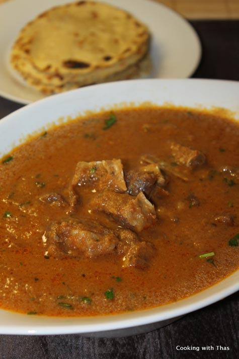 goat-yogurt curry