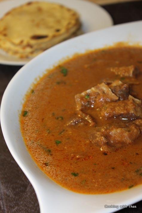 goat yogurt curry