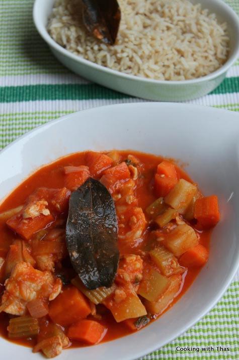 seafood-creole