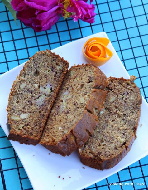 Simple Banana Bread Recipe Bbc Good Food Image Of Food Recipe