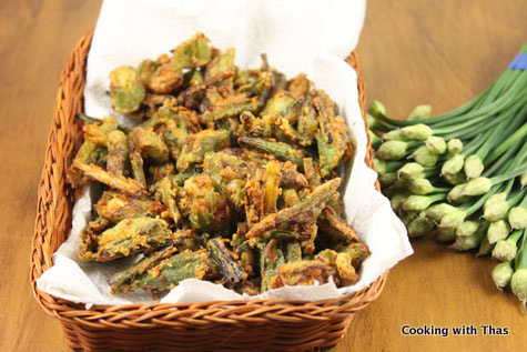 Okra-and-chive-fritters