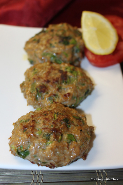 spinach-chicken-patties