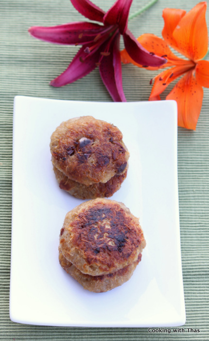 Banana dates cutlet